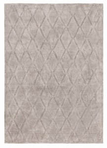 Dywan Carpet Decor Handmade GABIA  light gray