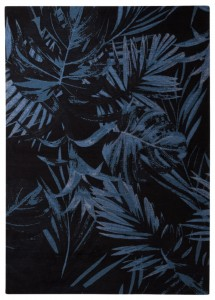 Dywan Carpet Decor JUNGLE blue