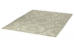 Dywan WX The Rug Republic BORNEO grey wełna