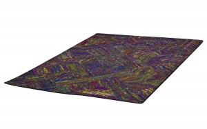 Dywan WX The Rug Republic CAYTON charcoal/multi