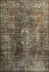 Dywan Carpet Decor Magic Home Print PERSIAN brown
